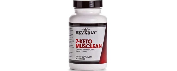 Beverly International 7-Keto Musclean Review