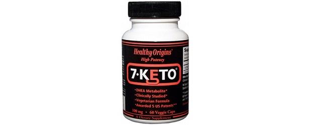 Healthy Origins 7-KETO Review