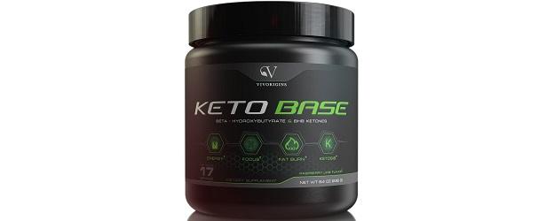 Vivorigins Keto Base Exogenous Ketone Review
