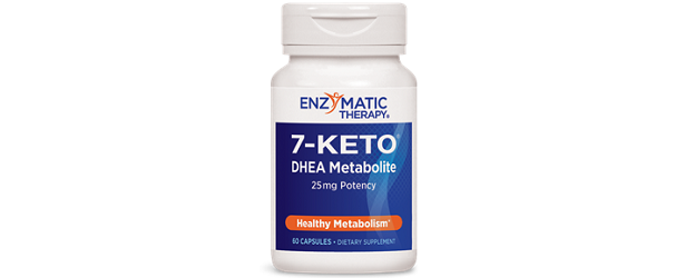 Enzymatic Therapy 7-Keto DHEA Metabolite Review