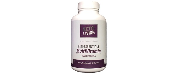 Keto Essentials Multivitamin Adult Formula Review