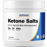 Nutricost Ketone Salts Review